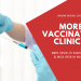 More vaccination clinics added!